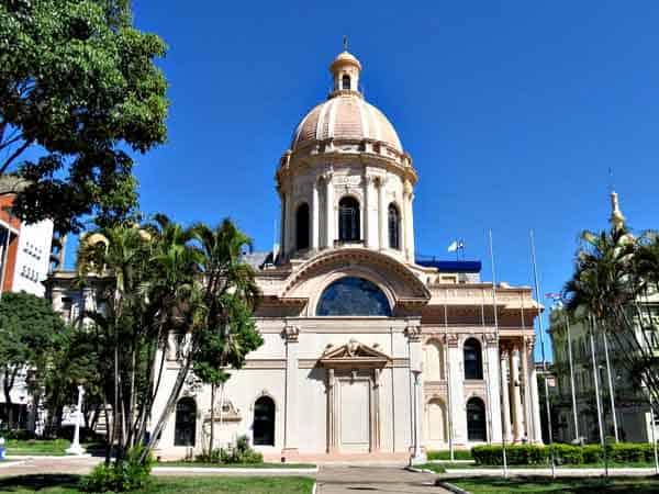 Panteón Nacional de Héroes Asunción - Ver Asunción de Turismo - Ilutravel.com