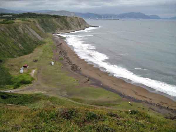 Playa de Aizkorri o Gorrondatxe Getxo - ilutravel.com