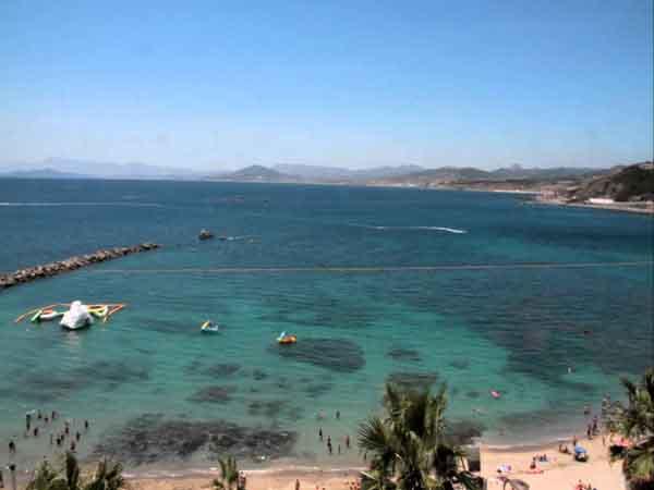 Playa de la Ribera de Ceuta sitio para ir a ver - Ilutravel.com