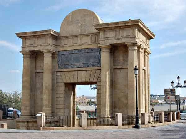 Puerta del Puente de Córdoba-ilutravel.com