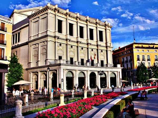 Teatro Real en Madrid - ilutravel.com