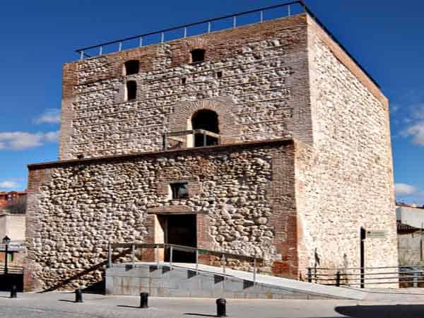 Torreón del Alamín de Guadalajara - ilutravel.com