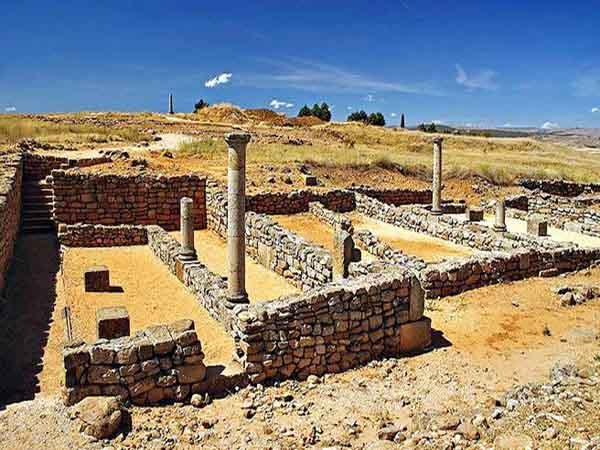 Yacimiento Arqueológico de Numancia Soria - ilutravel.com