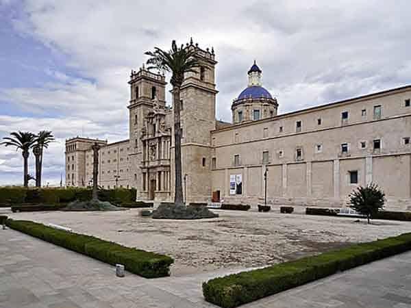 Monasterio de San Miguel de los Reyes en Valencia - ilutravel.com