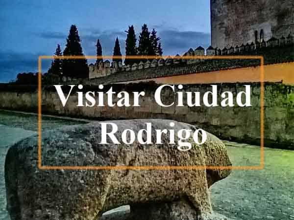 Miniatura-Ciudad-Rodrigo - Cosas para visitar en Ciudad Rodrigo - Ilutravel.com