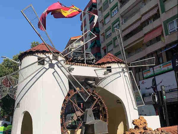 Molinos de la Feria de Albacete - Visitar Albacete un día - Ilutravel.com