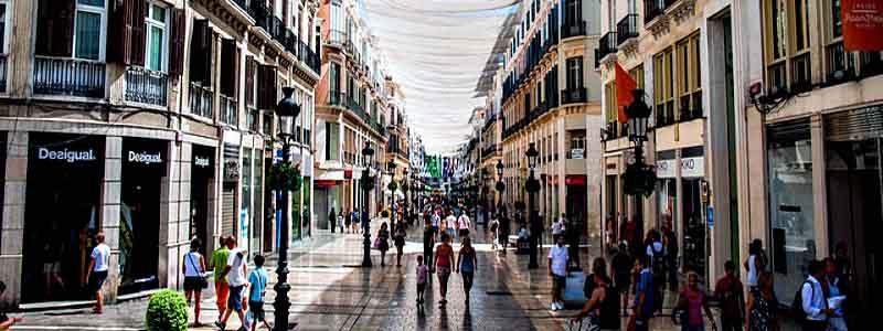 Calle Marqués de Larios de Málaga - ilutravel.com