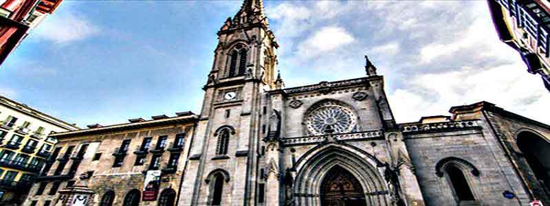 Catedral de Santiago de Bilbao - ilutravel.com