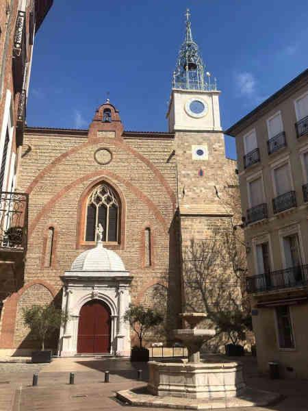 Catedral San Juan Bautista de Perpignan