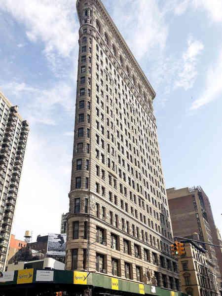 Edificio Flatiron Nueva York