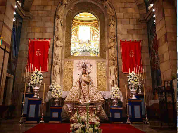 Ermita Virgen Linarejos de Linares, sitios para ver en Linares - Ilutravel.com
