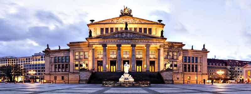 Konzerthaus de Berlín - Cosas que ver en Berlín - Ilutravel.com