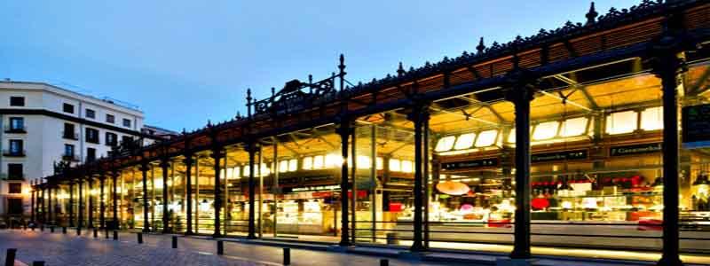 Mercado de San Miguel Madrid - ilutravel.com