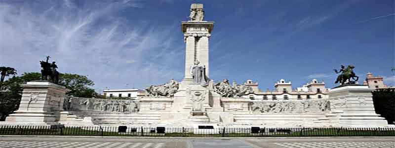 Monumento a la Constitución en Cádiz - ilutravel.com