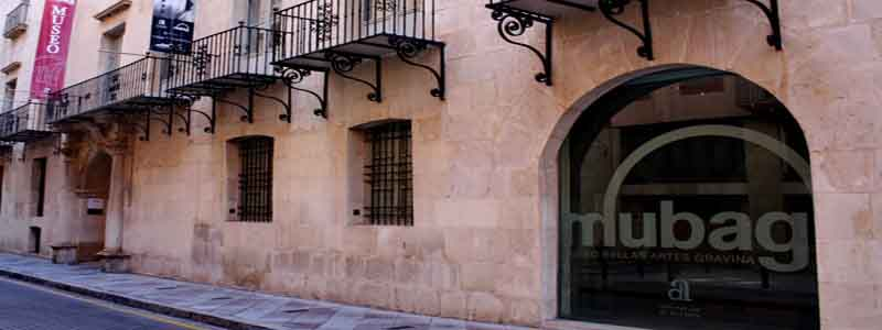 Museo de Bellas Artes Gravina (MUBAG) de Alicante - de turismo en Alicante - Ilutravel.com