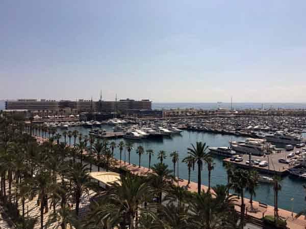 Puerto de Alicante - Qué ver en un día en Alicante - Ilutravel.com