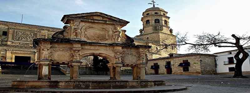 Turismo por Baeza Casas Fuente de Santa María - ilutravel.com - Tu guía de turismo online