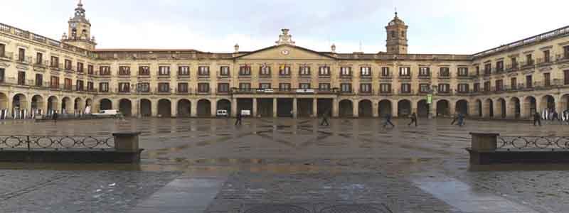 Plaza España de Vitoria - ilutravel.com