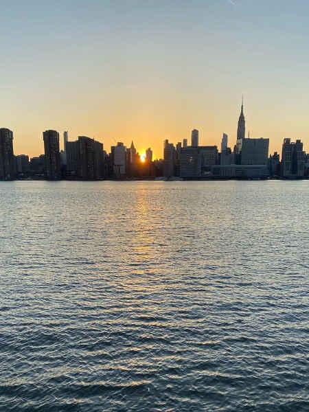 Foto de Manhattan vista desde Brooklyn