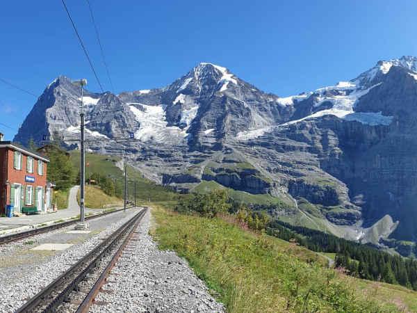 Wengernalpbahn de Interlaken