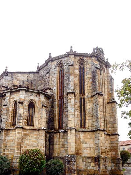 Iglesia Monacal Santo Domingo Ribadavia