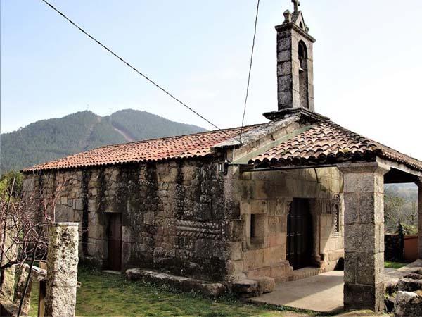 Igrexa de San Xes de Francelos