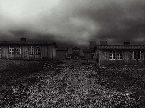 Campo de Concentración de Mathausen en Austria