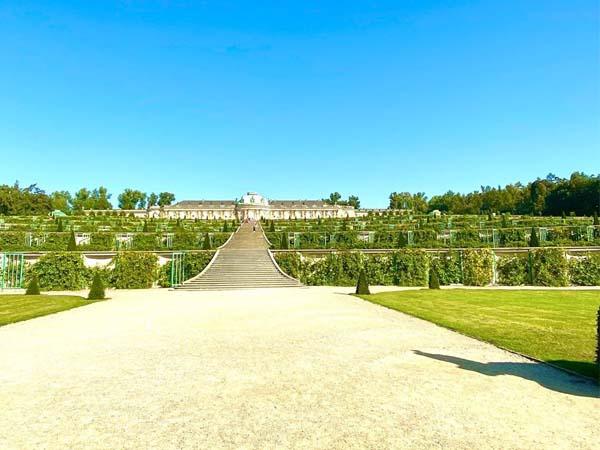 Parque Sanssouci de Potsdam
