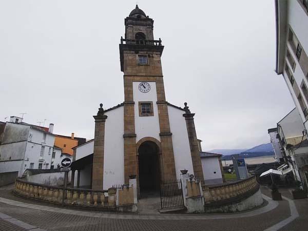Iglesia de Santiago de Foz que ver