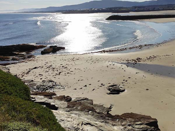 Playa Rapadoira de Foz