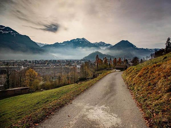 Carreteras de Suiza