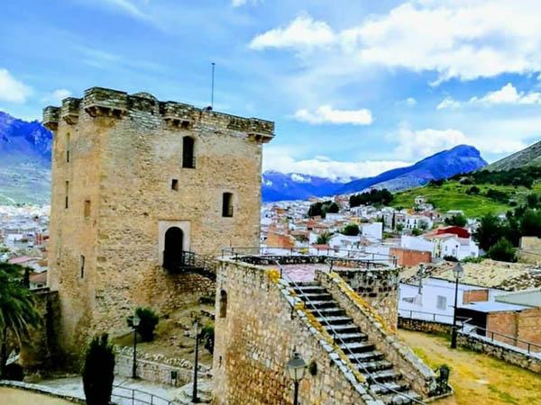 Castillo de Jódar de Jaén