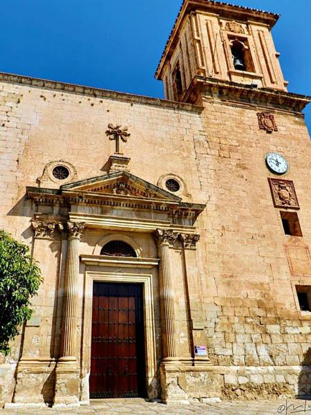 Iglesia de l a Asunción de Jódar