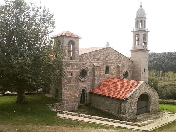 Igrexa de San Xulián de Moraime de Muxia, cosas qué ver en Muxia