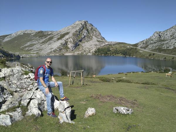 Foto en LAgos de Covadonga