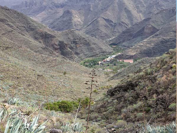 Mirador de Manaderos de La Gomera, lugar para ver en 5 días