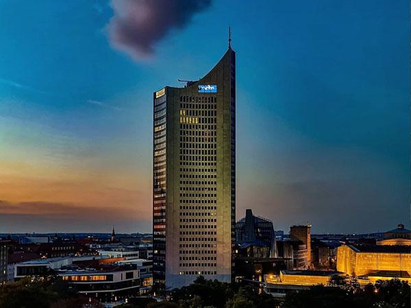 PAnometer de Leipzig, edificio importante que ver en LEipzig