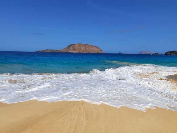 Playa de las Conchas de La Graciosa