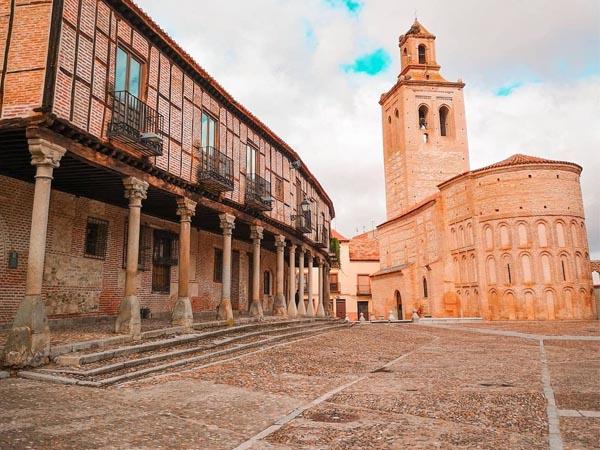Calles de Arévalo, pueblo bonito Ávila