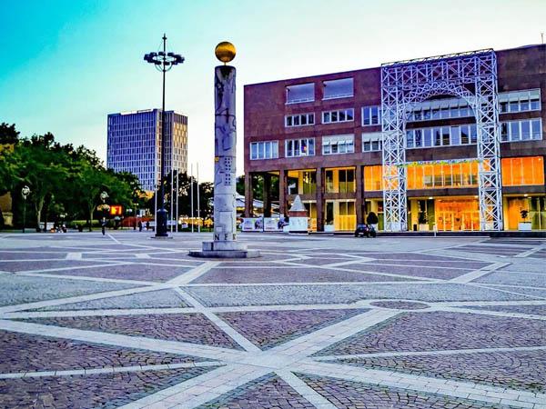 Friedensplatz de Dortmund