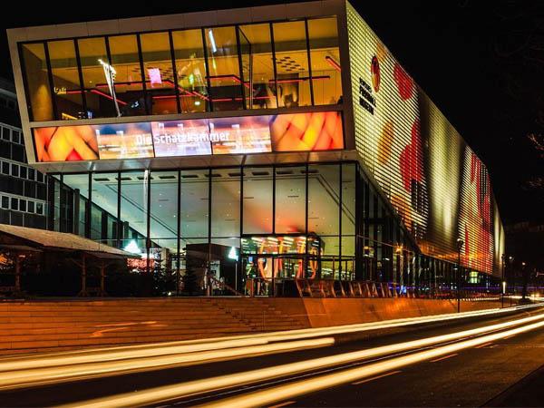 Museo del fútbol alemán de Dortmund