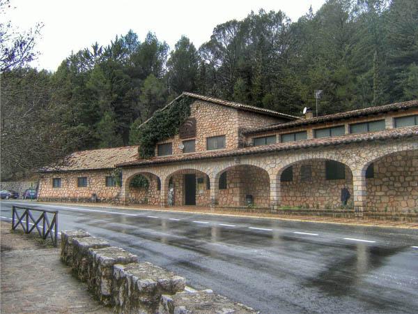 Sitios que ver en Coto Ríos, Jaén