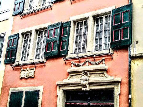 Beethoven Haus de Bonn