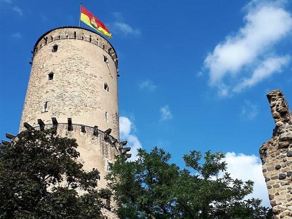 Godesberg Castle de Bonn