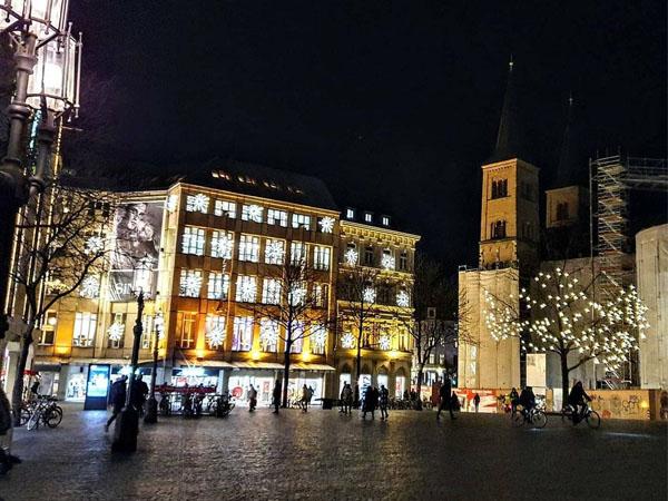 MunsterPlatz de Bonn