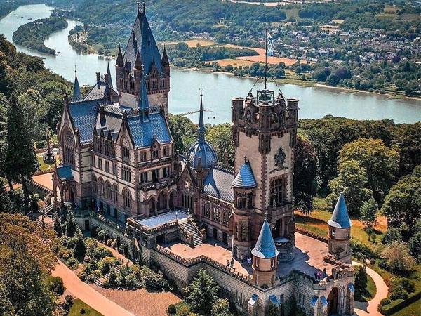 Schloss Drachenburg de Bonn