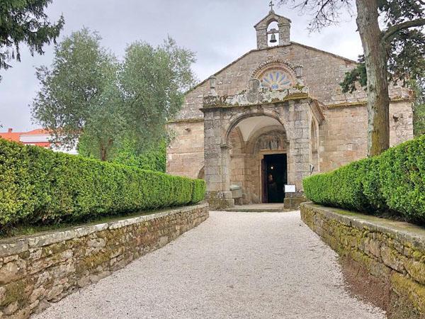 Igrexa de Santa Maria A Nova de Noia