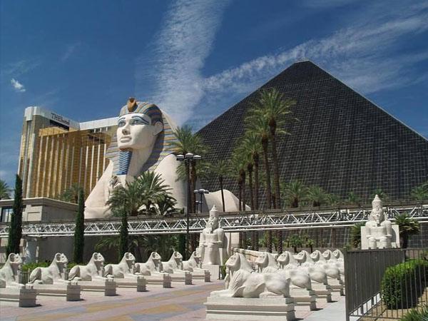 Luxor Hotel de las Vegas