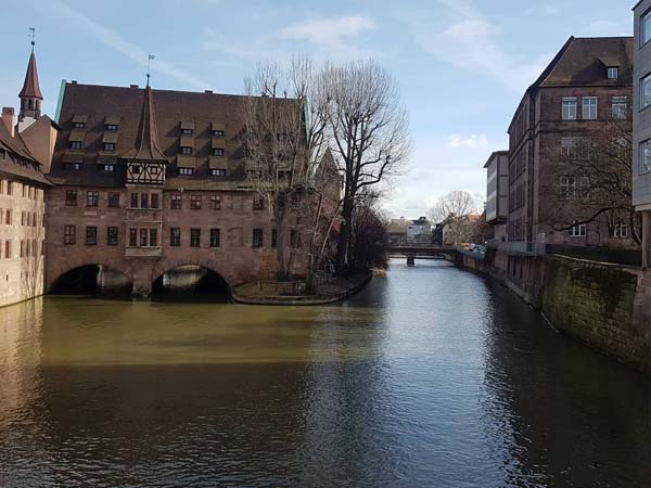 Foto de Nuremberg en Alemania