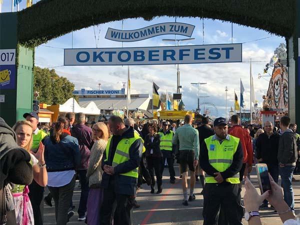 Foto del último Oktoberfest de Munich